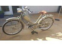 1955 Rex moped