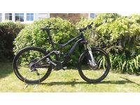 Mountain Bike - Specialized S-Works Stumpjumper 2009 – Medium