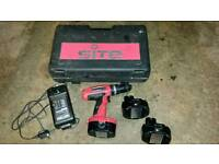 Site Hammer drill