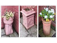 3 x Victorian Chimney Pots for sale - Liverpool (Aigburth)