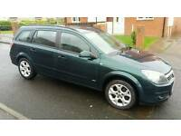 Vauxhall astra estate 1.7 cdti breaking