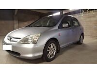 2002 Honda Civic Executive - 2 Owners - 1 year MOT - FSH