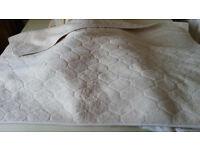 Natural wool blanket/duvet