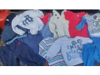 15 Baby clothes 12-24 months ONO
