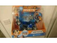 Rusty rivets kart build - unopened
