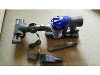 Dyson DC31 Animal Hand-held Hoover with Brand New Battery