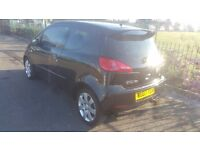 ☺2007Beautiful Black Mitsubishi Colt Cz3☺ lyk swift civic jazz yaris micra polo corsa fiesta golf ka