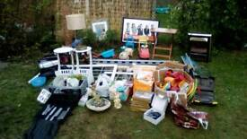 Large Joblot carboot items