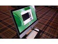 """Apple IMAC 27"""" i5 QUAD CORE 8GB ram, 1TB. Logic Pro, Final Cut, Office. Computer"""