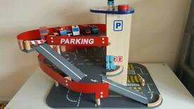 Early Learning Centre Garage. Cost £50. Excellent condition