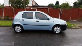£475 12 Months MOT, Fiat Punto 1.2, 5door, Immaculate throughout, First to see will buy!