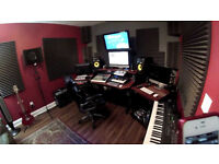 Rehearsal Space - Music Recording Studio Close to Upper Holloway / Archway