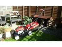 Mountfield HP470 push mower