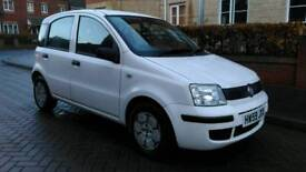 2009 Fiat Panda 1.1 Eco Active ECO 5dr 1 owner from new. Hpi Clear.