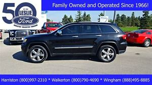 2012 Jeep Grand Cherokee Overland 4X4 | Navigation | Local Trade