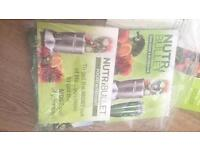 Almost New Nutribullet Pro 900 Series