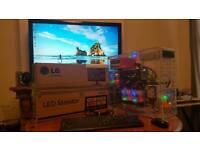 Gaming PC & Workstation/ Intel i3/8gb ram /SSD + 1TB/Nvidia GTX 970 4gb/Win10 pro/