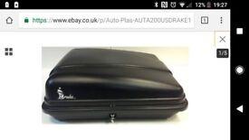 Car roof box 200 ltr