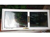Double Glazed UPVC 2 Front Door & Frame