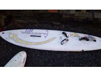 2x Wind Surfing / Paddle boards - £80