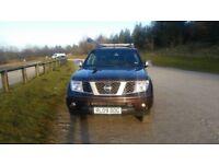 Nissan Navarra D40 Platinum