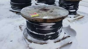 Surplus Steel and Electrical Cable at Auction