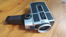 YASHICA SUPER YXL- 1.1 HOME MOVIE CAMERA HAND HELD VINTAGE