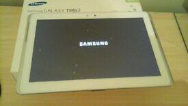 Samsung Galaxy Tab2 10.1 inch screen