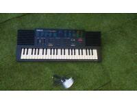 Yamaha PortaSound PSS 280 Electronic Keyboard Synthesizer