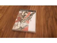 Metal Gear Solid Sons of Liberty - PS2