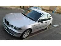 BMW e46 316ti 1.8