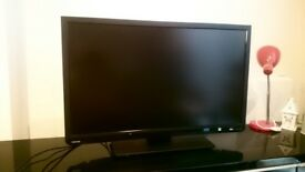 £85 TOSHIBA LED TV & Remote Control! Very Good Condition (£ negotiable)