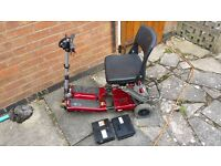Luggie Mobility Scooter
