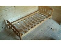 Toddler low bed