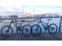 Giant Reign Enduro Bike