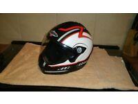 CABERG TRIP FLIP MOTORCYCLE HELMET (M)