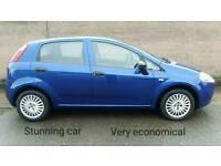 2007 Fiat Grande Punto 5dr.. 69,000 miles.. Astra focus megane mondeo vectra corsa