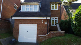 3/4 Amazing Bedroom House, Must Be Seen, Part Furnished, DSS Welcome Only With Gurantor, Watford