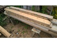 reclaimed 6 x 2 timber