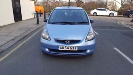 HONDA JAZZ 1.3 BLUE 2004 MANUAL HATCHBACK, 9,1000 MILES