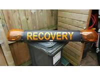 Recovery lightbar