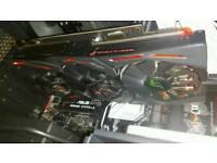 Nvisia GTX 1070ti asus strix 8GB