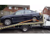 Scrap Cars And Vans Wanted Cash In Hand On Collection Transporting Recovery Rubbish Removal