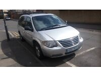 Chrysler Grand Voyager 2.8 CRD Stow & Go (07REG) Spare or Repair
