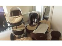3in1 pram in excellent condition