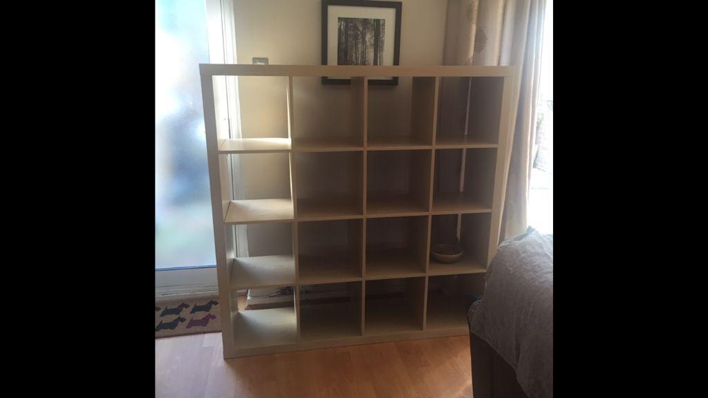Ikea Kallax 12 Cube Storage Unit