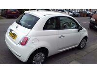 Fiat 500 1.2 Pop 3dr (start/stop)- 6 months warranty- white-