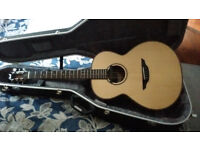 Magical Brook Tamar Acoustic – Less Than A Year Old – Pristine – Unplayed - And Just Fabulous …...