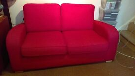 DFS TWO SEATER SOFA FOR SALE IN EXCELLENT CONDITION