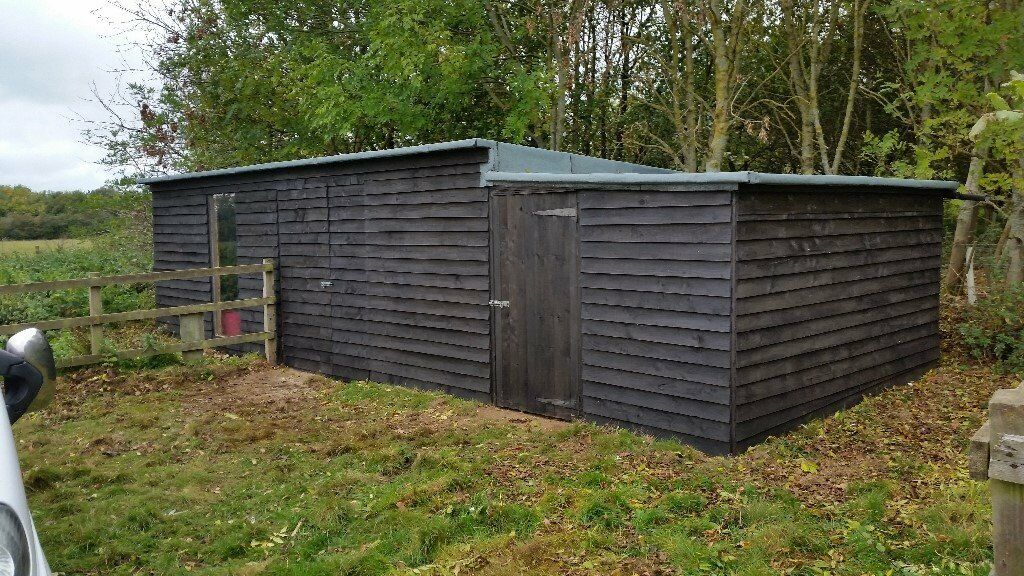 Garden Fencing and Sheds